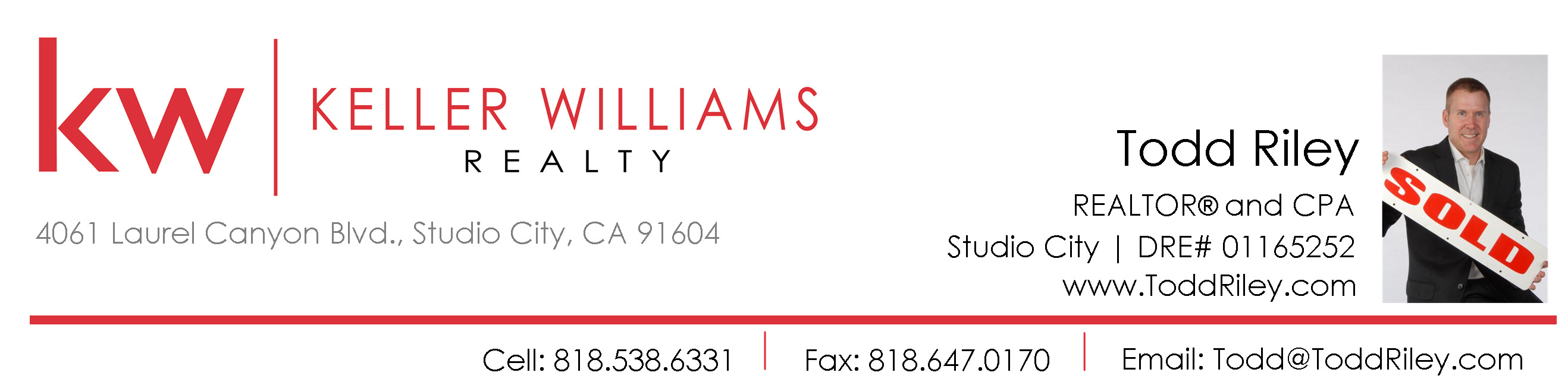 Todd Riley - Chatsworth Real Estate Agent